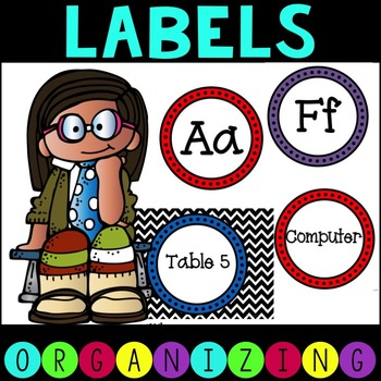 Word Wall and Classroom Labels