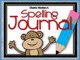 Word Wall and Phonics Spelling Journal