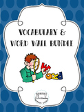 Biology: Word Wall and Vocabulary Bundle