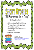"""All Summer in a Day"" by Ray Bradbury"