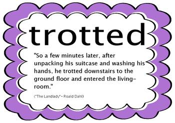 """The Landlady"" by Roald Dahl"
