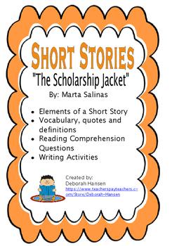 """""""The Scholarship Jacket"""" by Marta Salinas"""