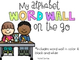 Word Wall on the Go