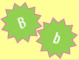 Word Wall or Bulletin Board Letters