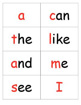 photo regarding Word Wall Printable identified as Term Wall printable term playing cards