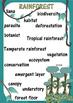 Word Walls Science