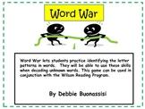 Word War:  Closed Syllables