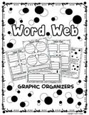 Word Web Graphic Organizers