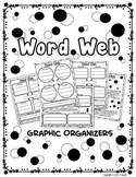 Word Web Graphic Organizers