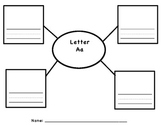 Word Web - Letter Aa