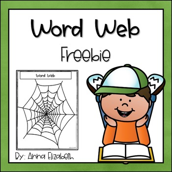 Word Web Template Worksheets Teaching Resources Tpt