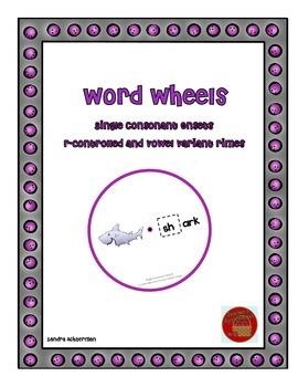 Word Wheels