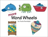 Word Wheels - Short Vowel Sounds - Set 2