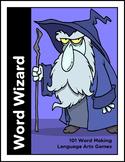 Word Wizard: 101 Word Making Language Arts Games