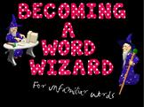 Word Wizard: Dictionary Skills