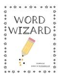 Word Wizard ELA & Grammar Practice #3