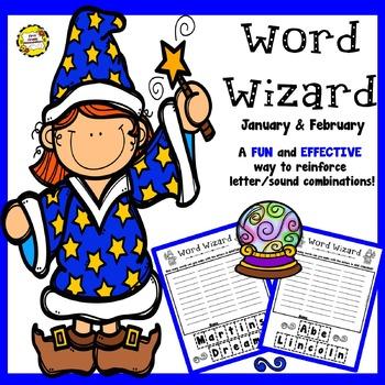 Word Wizard (January/February)