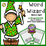 Word Wizard (March/April)