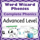 Word Wizard Phonics Complete Advanced Phonics