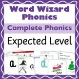 Word Wizard Phonics Complete Scheme