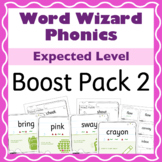 Word Wizard Phonics Consolidation Boost Pack 2