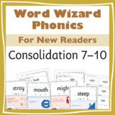 Word Wizard Phonics Extended Consolidation for New Readers