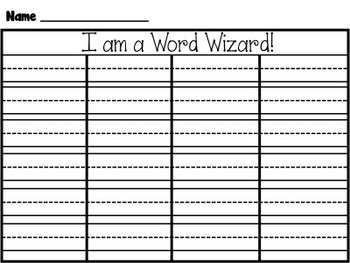 Word Wizard Short Vowel Partner Game