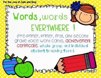 Word, Words EVERYWHERE!