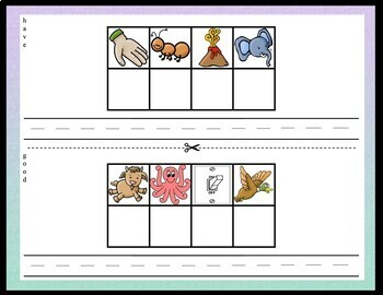 Second Grade Sight Words with Mystery Pictures {46 words!}