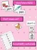 Word Work Activities- CVC