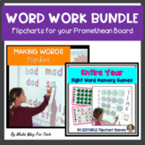 Word Work Activities | Making Words Activities, Sight Word