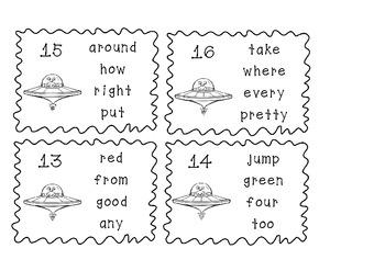 Word Work Activities Package