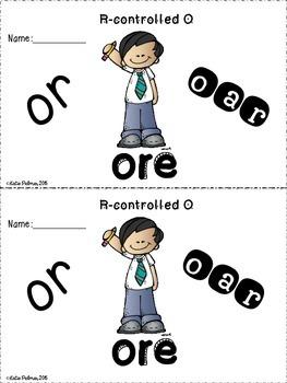 R-controlled O