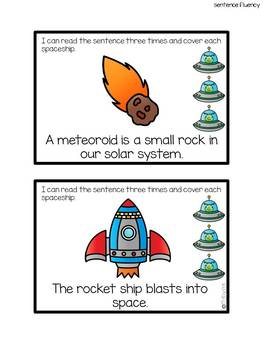Word Work Adventures: Outer Space Edition