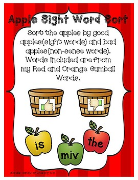 Real vs. Silly-Apples