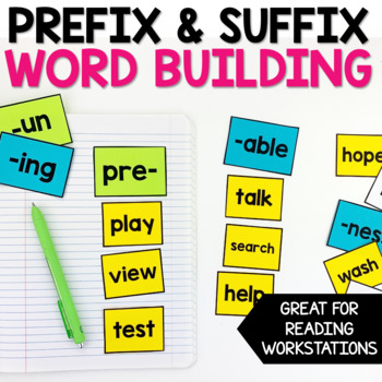 Base Words and Affixes