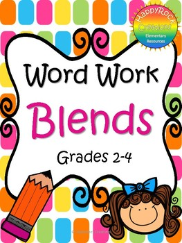 Word Work - Blends