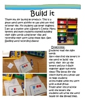 Word Work: Build It! National Geographic Reach for Reading