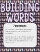 Building Words