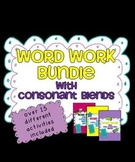 Word Work Bundle - Blends and Short Vowels