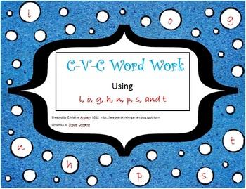 Word Work CVC