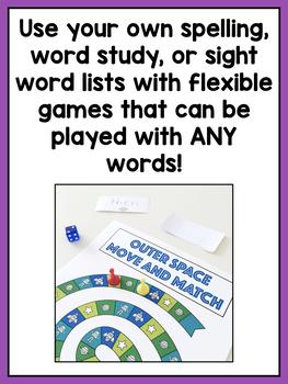 Word Work Center Activities for First Grade