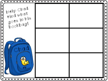 Word Work Center - Digraph Mix Up