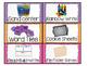 Word Work Center Labels