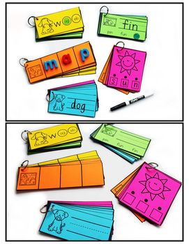 Word Work Centers - BUNDLE