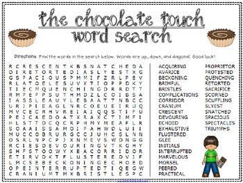 The Chocolate Touch Free Pdf
