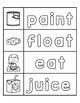 Word Work Centers - Vowel Teams