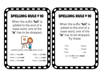 Word Work Centre - Plural and Spelling Rules