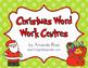 Word Work Centres Mega Bundle {11 Packs}
