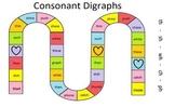 Word Work - Consonant Digraphs